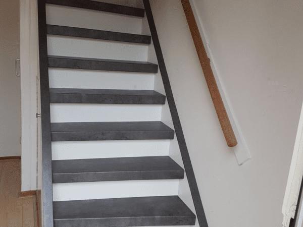 Wanneer renoveert u uw trap?